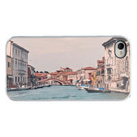 Venice Iphone 6 case - Italy Iphone 4 4S case - Venice canal Iphone 5 5S case - italy venice Iphone 5C case - tough protective iphone case