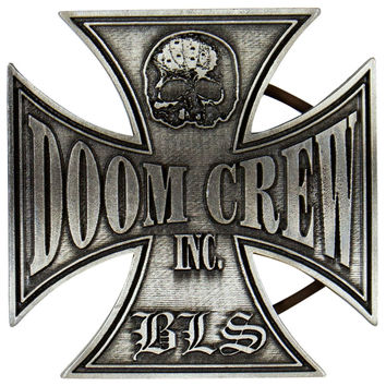 Black Label Society - Doom Crew Belt Buckle