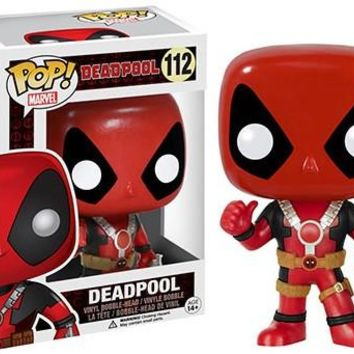 Funko POP! Marvel: Deadpool - Deadpool