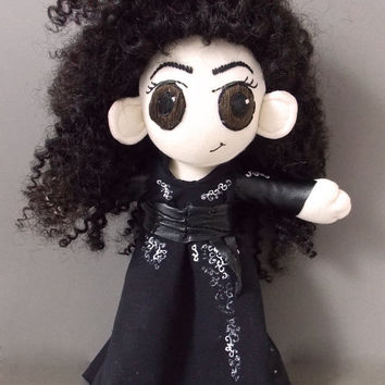 Bellatrix Lestrange Plush Doll Plushie Toy