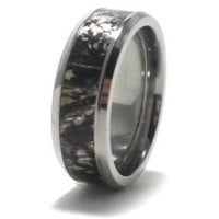 Mossy Oak Break-Up Camo Wedding Ring