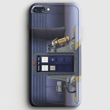 Tardis Monster Inc iPhone 7 Plus Case