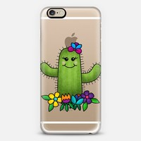 Cute Cactus iPhone 6 case by Noonday Design | Casetify