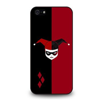 HARLEY QUINN ICON iPhone 5 / 5S / SE Case Cover