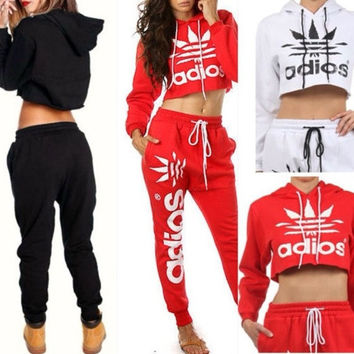 tracksuits sportswear women hoodies sweat jogging suit for women sweatsuit  [8295306823]