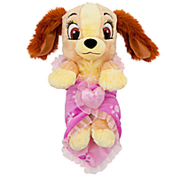 Disney's Babies Lady Plush Doll and Blanket