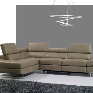genuine leather sofa set living room sofa sectional/corner sofa set home furniture couch/  big size sectional L shape recliner