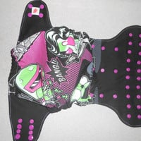 Full One Size Invader Zim Star Wars Pocket Diaper