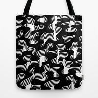 Cliff Tote Bag by Jonathan Colin