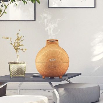 Faux Wood Essential Oil Diffuser