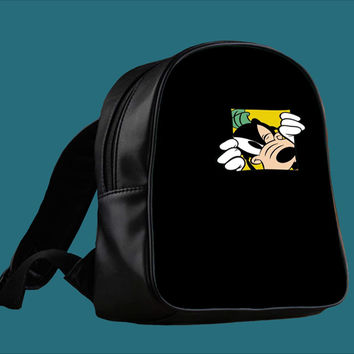 disney goofy for Backpack / Custom Bag / School Bag / Children Bag / Custom School Bag ***
