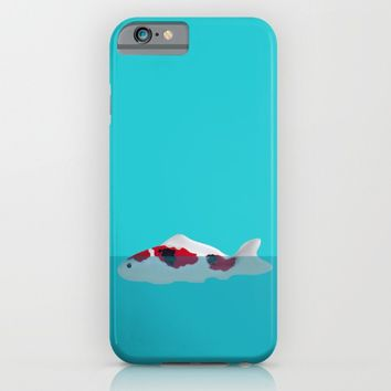Japanese Fish iPhone & iPod Case by Shu | Formanuova