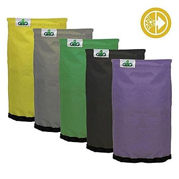 GROW1 5 Gallon Hydroponic Extractor 5 Bags Kit