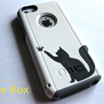 Copy of Otterbox iphone 5C case, case cover iphone 5c otterbox ,iphone 5c otterbox case,otterbox iphone 5C, otterbox, cat otterbox case