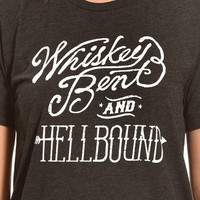 Cowgirl Justice Women's Whiskey Bent Tee