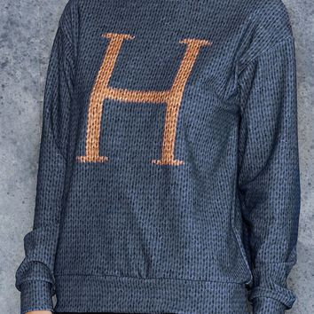 HARRY'S CHRISTMAS SWEATER - LIMITED