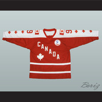 Bobby Hull Hockey Jersey Stitch Sewn Any Size Winnipeg Canada