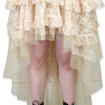 Ophelie Skirt - Ivory