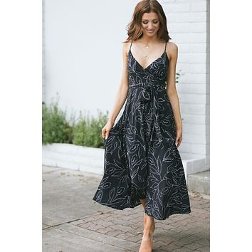 Marlow Printed Maxi Dress