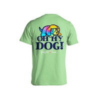 Oh My Dog Tee by Puppie Love