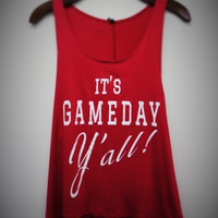 it's gameday yall tank (more colors)