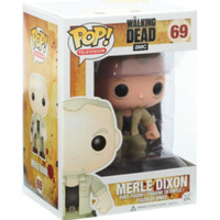 Funko The Walking Dead Pop! Television Merle Dixon Vinyl Figure