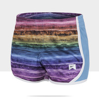 Check it out. I found this Nike Mesh Painted Stripes Girls' Shorts at Nike online.