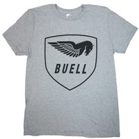 Buell Classic Badge Tee - SALE