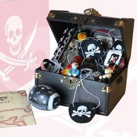Pirates Treasure Chest Set