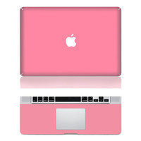 Pink Mac Decal Macbook Stickers Macbook Decals Apple by ttluck