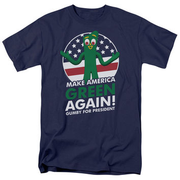 Gumby For President