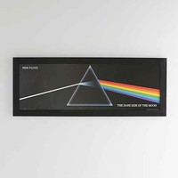 Pink Floyd Dark Side Of The Moon Framed Wall Art