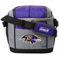Baltimore Ravens NFL 24 Can Soft-Sided Cooler