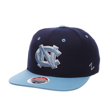 b8bd8545fcb North Carolina Tarheels UNC Zephyr Z11 Snapback Hat