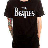 The Beatles Logo T-Shirt | Hot Topic