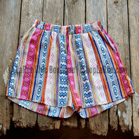 BOHO BEAUTY SHORTS