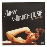 Amy Winehouse 'Back to Black' LP Vinyl Record