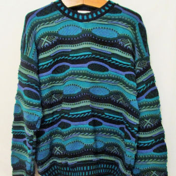 Vintage 1990's Coogi Inspired Sweater