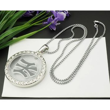 8DESS NY Woman Men Fashion Necklace Jewelry