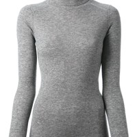 Vanessa Bruno ribbed turtleneck sweater