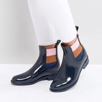 Tommy Jeans Ankle Wellies at asos.com