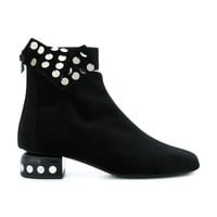 Pierre Hardy Black Lunar Ankle Boot - Black Lunar Ankle Boot