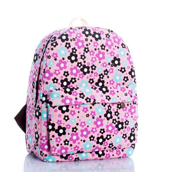 Cute Casual Korean Lovely Backpack = 4888065348