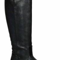 In the Saddle Riding Boots - Black