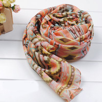 Staring At Stars Embellished Eternity  Infinity Scarf