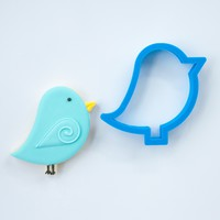 Blue Bird Cookie Cutter