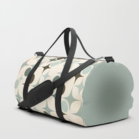 RETRO Pattern #society6 #decor #buyart Duffle Bag by Mirimo