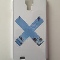 X Palm Trees Android Galaxy Case