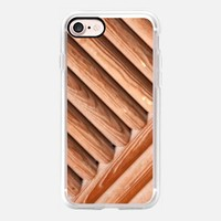 Casetify iPhone 7 Classic Grip Case - Triangles by littlesilversparks #iPhone 7
