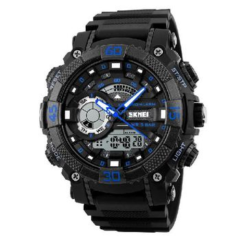 Fashion Dial Outdoor Sports Watches Men